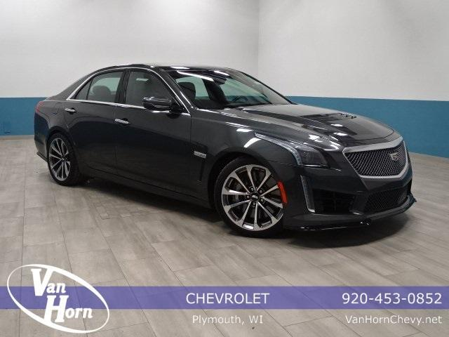 Used Cadillac Cts V For Sale >> Used Cadillac Cts V For Sale In Appleton Wi 204 Cars From 9 900