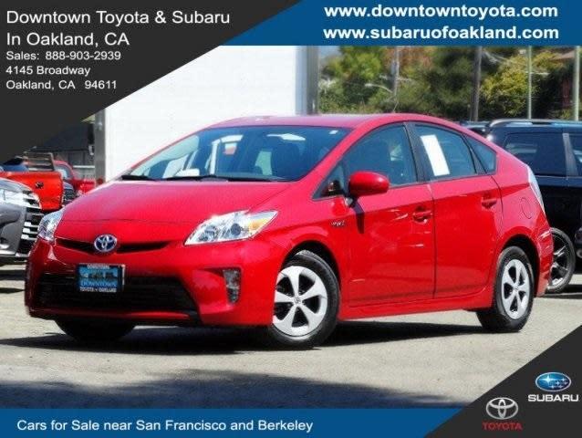 Los 50 Mejores Toyota Prius Usados En Venta En Oakland, Ahorros Desde $3,229