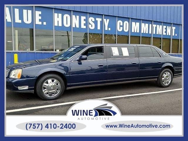 2001 Cadillac DeVille 2001